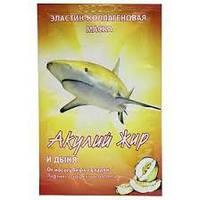 Акулий жир и дыня Маска лифтинг с эффектом ботокса от носогубных складок Лучикс