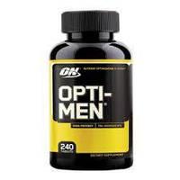 Optimum Nutrition Витамины и минералы для мужчин Опти мен Opti-Men (240 tabs) US NEW!