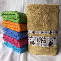 Полотенце для лица. Махровое  полотенце размер 48 см*95 см