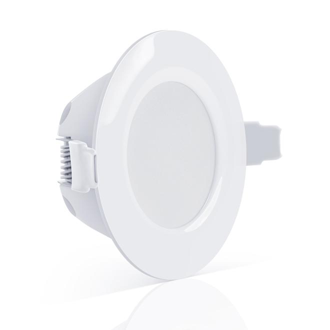 LED светильник MAXUS SDL, 6W теплый свет