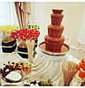 Шоколадный фонтан на праздник, фото 6