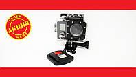 Action Camera A1 WiFi 4K + Пульт 2 дисплея , фото 1