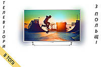 Телевизор PHILIPS 55PUS6412 Android Smart TV 4K/UHD Ambilight T2 из Польши 2017 год