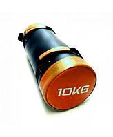 Мешок для кроссфита LiveUp Core Bag 10 кг Orange (LS3093-10)