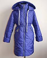 Пальто детское для девочки или удлиненная куртка