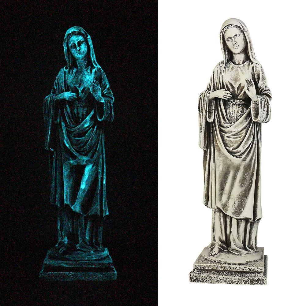 Діва Марія світиться 38 см СП509-4 св
