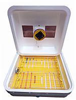 Инкубатор автоматический Рябушка 2 Smart Plus 48 яиц (вентилятор, керамический нагреватель)