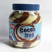 Шоколадный крем Cocoa Duo 750 гр Германия
