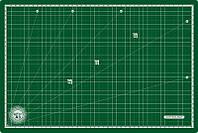 Коврик для резки самовосстанавливающийся 45х30см*3мм MORN SUN MS-21303