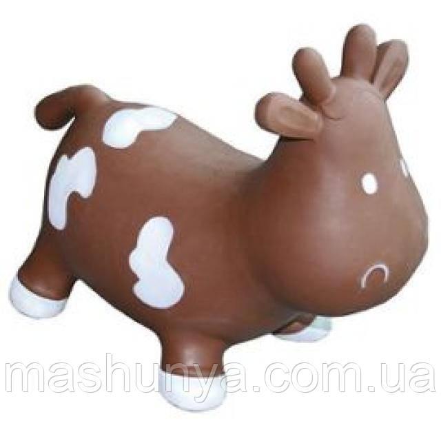 Прыгун - коровка Бетси Kidzzfarm с насосом