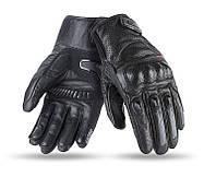 Мотоперчатки SEVENTY SD-C8 SUMMER URBAN MAN BLACK/GREY, фото 1