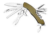 Нож многофункциональный 155 мм Grand Way 62005