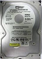 HDD 200GB 7200 SATA2 3.5 WD WD2000JS неисправный WCANKC262643