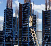 Опалубка колонн, фото 1