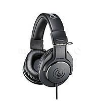 Наушники AUDIO-TECHNICA ATH-M20X (Black)
