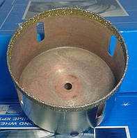 Алмазное сверло трубчатое 58мм , фото 1