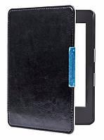 Обложка - чехол для электронной книги Amazon Kindle Paperwhite 1, 2, 3 E-reader  черная