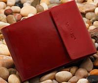 Чехол кожаный для визитных и кредитных карт Verus (Верус). Артикул 13R ML красный