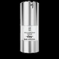 Дневная омолаживающая сыворотка Luxe Collection Cellular Gold serum day Lambre