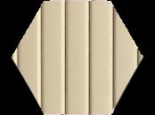 Пробковый компенсатор (порожек), 7 и 10 мм, RG-111 Светлый ясень