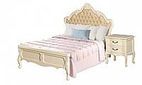 Кровать для детской спальни 1,2 Анабель, массив дерева, Киев