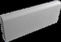 Поребрик 8 см  серый 1000х200х80мм