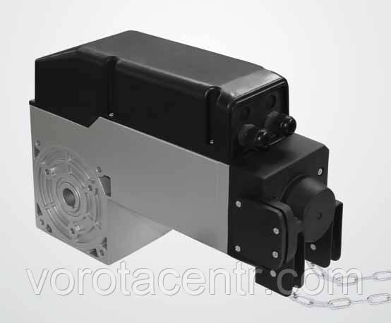 Автоматика для секційних воріт, привід Shaft-120 до 40 кв м