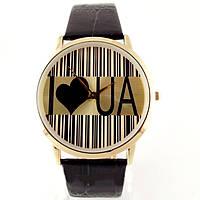 Часы с украинской символикой I Love UA-221  , фото 1