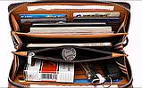 Роскошный кошелек клатч , фото 10