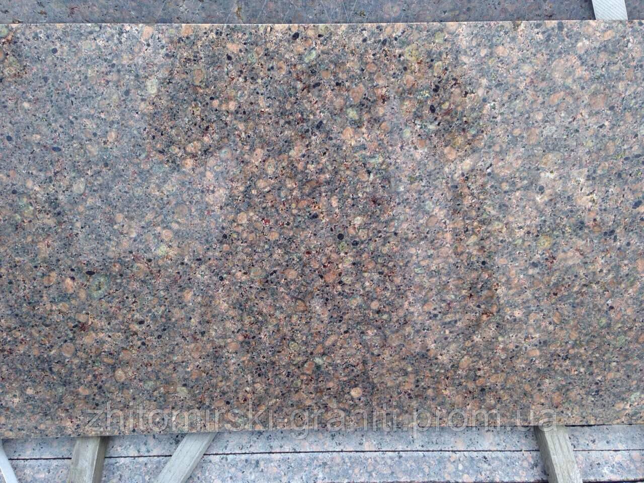 Гранітна плита сляб з граніту Дідковичі