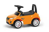 Машинка для катания, толокар РОВЕР, оранжевый, MASTERPLAY, МВ2-006ор.
