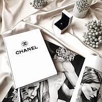 Ежедневник-блокнот Chanel Diary White белый