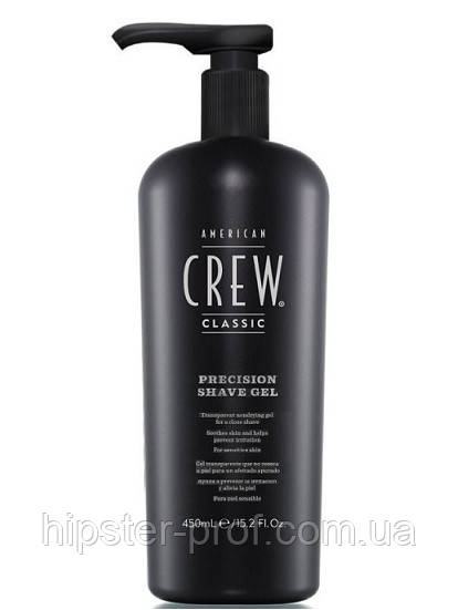 Гель для точного бритья American Crew Precision Shave Gel 450 ml