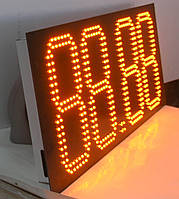 Ценовой модуль АЗС высота цифры 250 мм