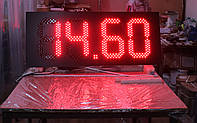 Ценовой модуль АЗС высота цифры 300 мм