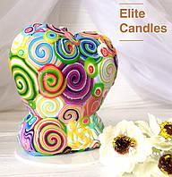 Декоративная свеча от ELITE CANDLES