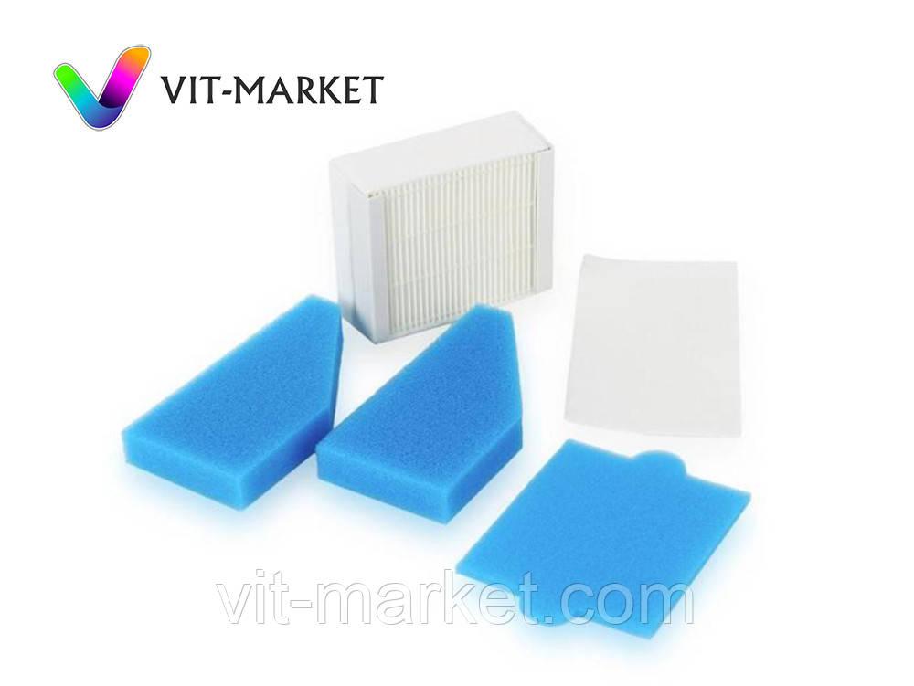 Набор фильтров Filtero для пылесосов THOMAS XT/XS код FTH 99