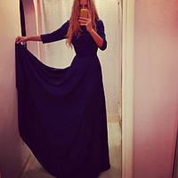 Платье нат.005 дайвинг