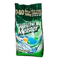 Стиральный порошок WАSCHE MEISTER UNIVERSAL 10,5 кг п/э