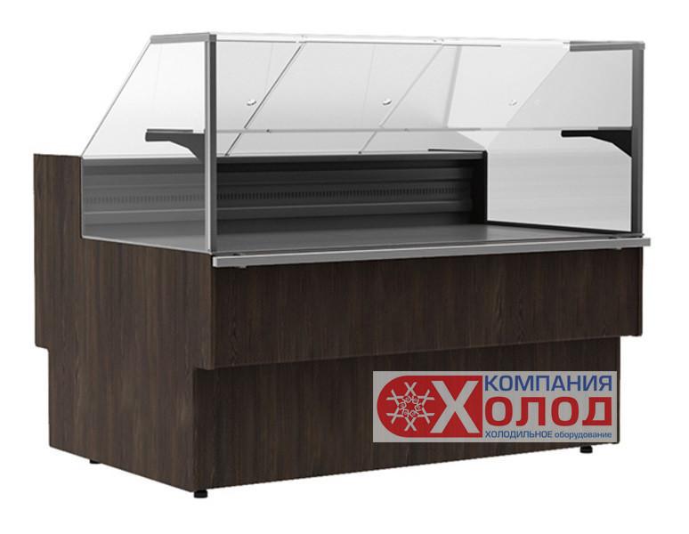 Витрина холодильная Carboma ВХСн-1,25 CG110