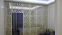 Легкие подвесные перегородки из фанеры, фото 1