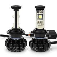 Led лампы TURBO V 18 с контроллером 40W 12-24V