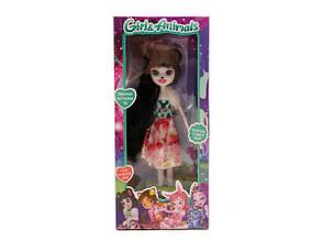 Лялька Enchantimals Пандочка