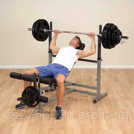 Body-Solid Combo Bench, фото 2