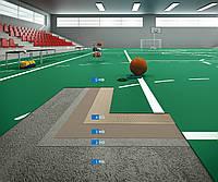 """Система ЕС1 Plus и """"Der Blaue Engel"""" для укладки спортивных ПВХ покрытий в спортзалах от ТМ """"Mapei"""""""