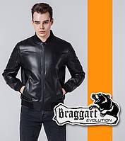 Braggart | Мужская демисезонная ветровка 1708 черная