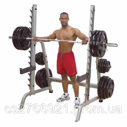 Body-Solid Multi-Press Rack, фото 2