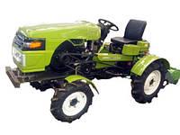 Трактор  DW154CX (15 л.с., 4х4, гидроусилитель руля,  колеса 5,00-12/6,5-16, рем. привод, гидравлика)