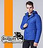 Braggart | Мужская весенне-осенняя куртка 1386 электрик