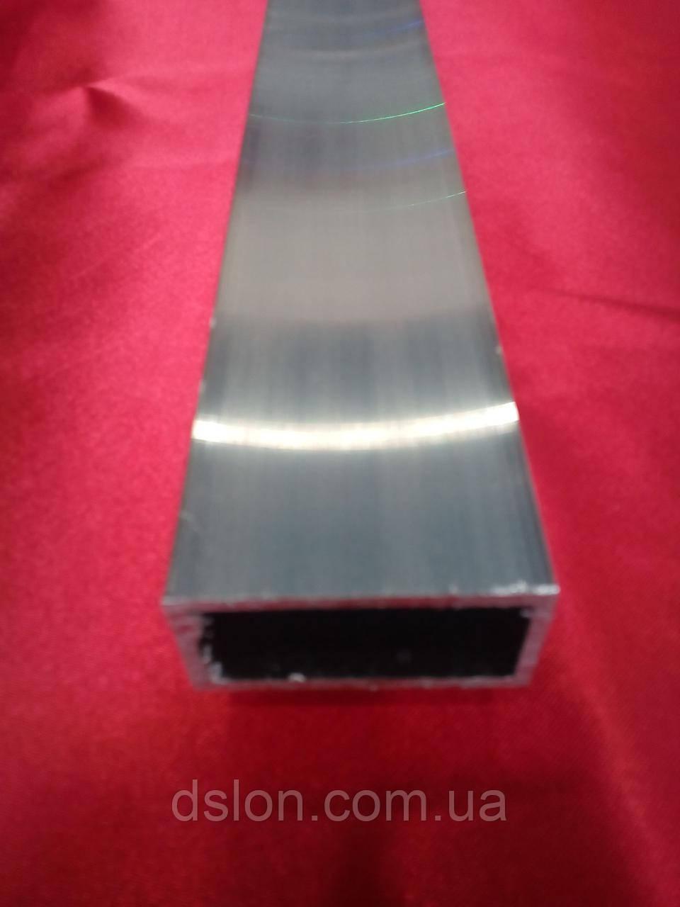 Профиль алюминиевый труба прямоуг.30*40*2,0